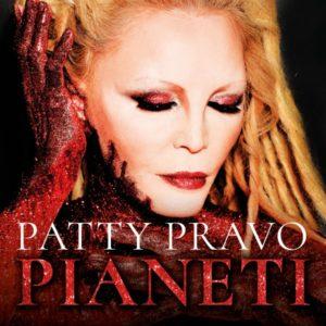 """PATTY PRAVO A partire dal 24 maggio sarà in rotazione radiofonica """"Pianeti"""","""