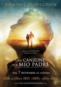 """Il film rivelazione """"Una canzone per mio padre"""" al Politeama il 01 e 06 dicembre"""