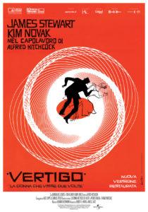 """""""Vertigo. La donna che visse due volte"""" di Alfred Hitchcock al Politeama il 2 e 3 dicembre in versione restaurata"""