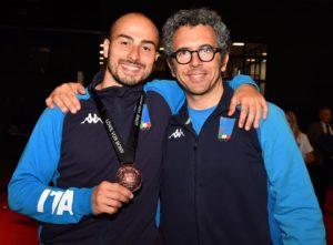 Coppa del Mondo: a Bonn terzo posto per Alessio Foconi