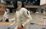 La delegazione libica di spada si allena al Circolo Scherma Terni per la Coppa del Mondo