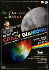 Crazy Diamond, la musica dei Pink Floyd raccontata da Syd Barrett.