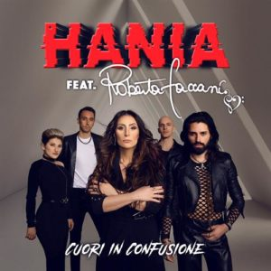 Il rock degli Hania e la voce di Roberta Faccani insieme