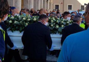 FUNERALI ADOLESCENTI MORTI A TERNI - L'OMELIA DI DON LUCA ANDREANI