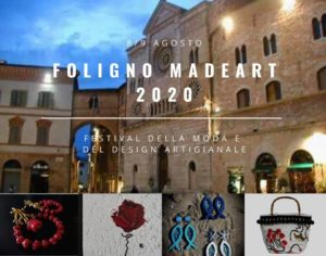 'Foligno MadeArt', Festival della moda e del design artigianale