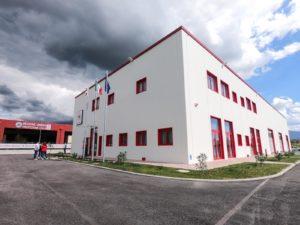 Inaugurata a Foligno la Sede Operativa Regionale di Protezione Civile della Croce Rossa Italiana