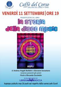La Storia della DISCO MUSIC sbarca in Umbria.