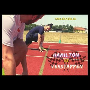 """""""Hamilton vs Verstappen"""" cantato da MaLaVoglia"""