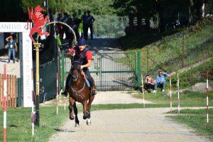 Corsa all'Anello è l'ora dell'attesa gara equestre